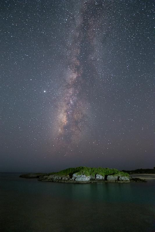 亀島に流れる天の川B.jpg