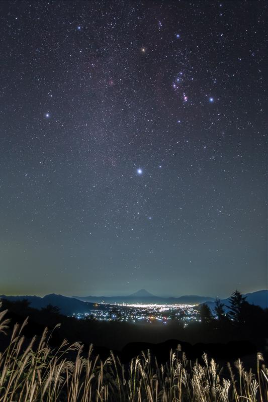 富士見台から望む冬の星座B.jpg