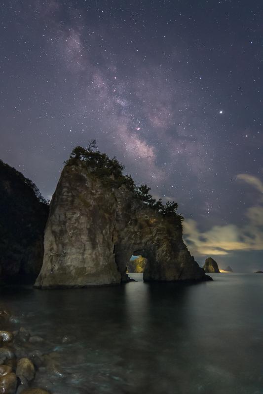 浮島海岸の天の川B.jpg